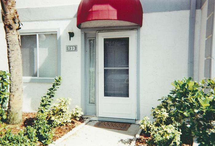 Front Door  - 123 Seaport Blvd.