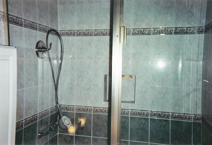 Guest Bath, Large Walk-in Shower  - 123 Seaport Blvd.
