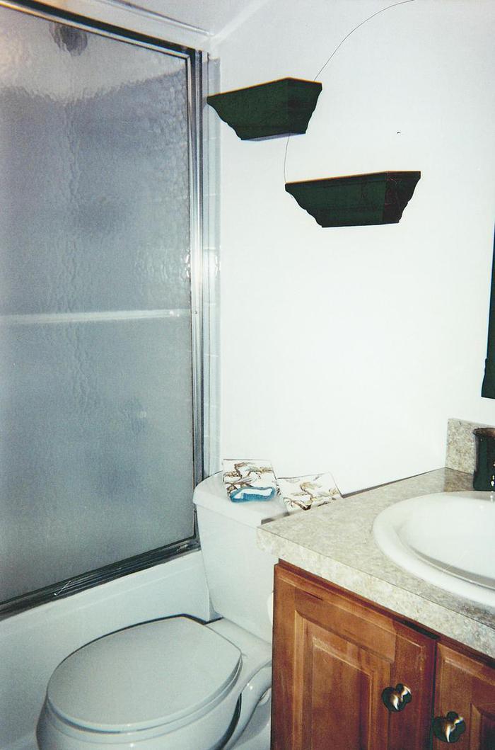 Guest Full Bath - 243 Seaport Blvd.