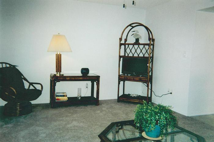 Living Room - 243 Seaport Blvd.