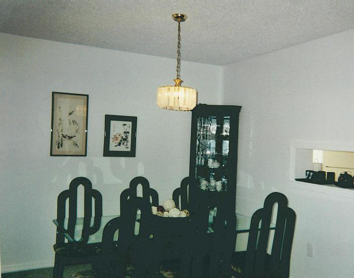 Separate Dining Area - 243 Seaport Blvd.