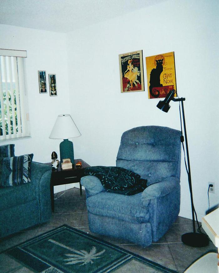 Living Room - 324 Beach Park Lane