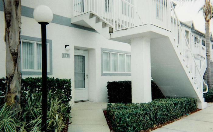 Front Door - 441 Ocean Park Lane
