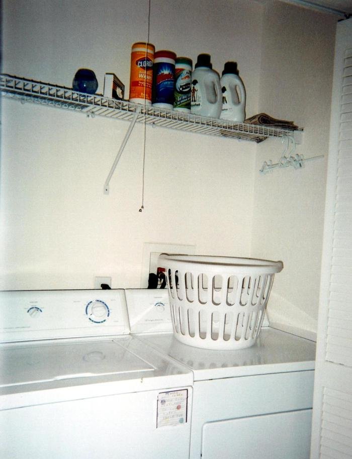 Full size Washer and Dryer - 443 Ocean Park Lane