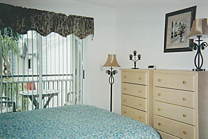 Guest Bedroom, Full Queen bed  - 443 Ocean Park Lane