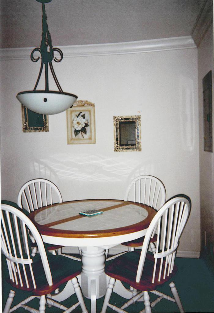 Dining Area - 544 North Seaport Blvd.