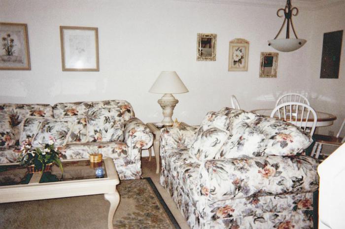 Living Room - 544 North Seaport Blvd.