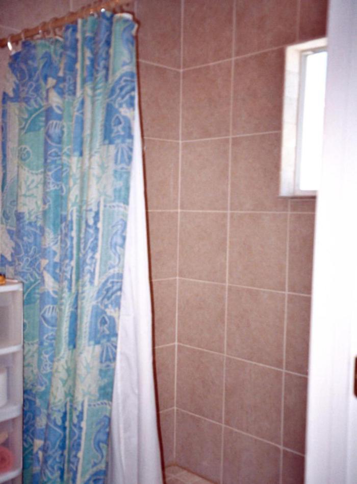 Large Walk in Shower in Bathroom - 627 Ocean Park Lane