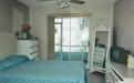 Master Bedroom with Queen Bed, Full Bath and screened in porch - 416 Beach Park Lane