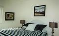 Master Bedroom, Queen Bed - 441 Ocean Park Lane