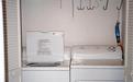 Full size Washer, Dryer, (linens) - 627 Ocean Park Lane