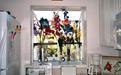 Kitchen Window - 627 Ocean Park Lane